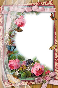 Transparent_Frame_with_Flowers_and_Butterflies.png (3000×4500)