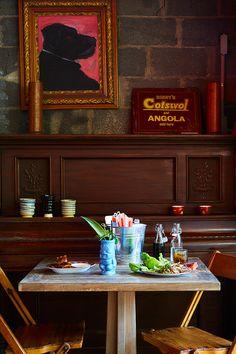 Southeast Asian Flavors Shine at BackBar in Hudson,NY | And North | http://andnorth.com