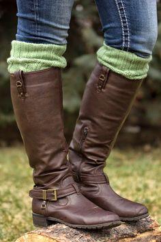 DIY original boot cuff