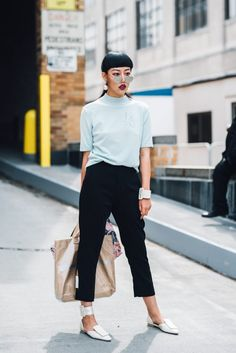 Just 31 Of The Most Stylish People We Saw At Fashion Week