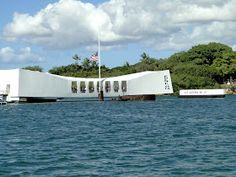 The Journey of Parenthood...: Pearl Harbor: USS Arizona Memorial
