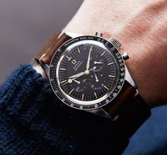 Auction Report: A Selection Of Interesting Chronographs Up For Grabs At Kaplans In Stockholm