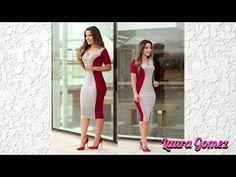 fa6b07a66 VESTIDOS DE MODA Y TENDENCIAS 2019   2  FASHION DRESSES AND TRENDS 2019 -  YouTube