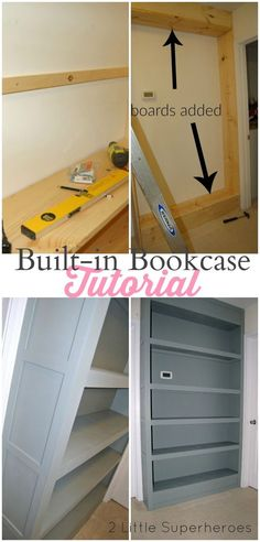 This tutorial looks so easy to follow! May be perfect for my closet.