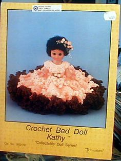 Free Crochet Bed Doll Patterns | FREE CROCHETED BED DOLL PATTERN « CROCHET PATTERNS