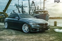 The latest change in model designations at #BMW had quite a few people upset. The fact that the 3-Series was split into the 3-Series (sedan) and 4-Series (Coupe/Gran Coupe) made quite a few die-hards angry. However, it still doesn't change the driving DNA that is engrained in them from the staggered rims to the potent engines, and superb handling. A new set of Niche Wheel and #Tire packages : http://www.wheelhero.com/rims-and-tires