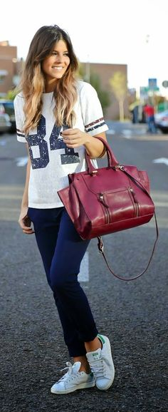Daily New Fashion : Easy Look - TrendyTaste