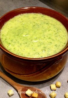 Soupe panais, poireaux et persil