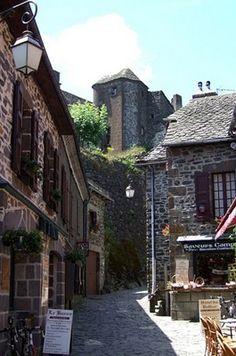 Salers ~ Cantal ~ France