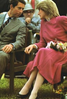 June 27, 1983: Prince Charles & Princess Diana at a Lobster Buffet and Musical Display at Montague, PEI. (Day 14)