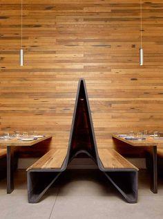 Bar Agricole / Aidlin Darling Design: