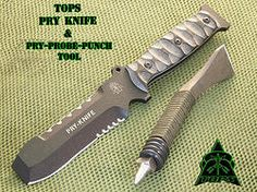 PRY KNIFE & PPP TOOL $198.99