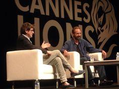 Ralph Fiennes (Voldemort) entrevistado pelo Guardian no #canneslions - Blue Bus