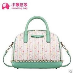Circleof bag bow flower one shoulder handbag cross-body women's multi-purpose fashion handbag x1648