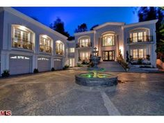 P Diddy's Former House | Celebrity Homes | Celebrity Houses | CelebHomes.net