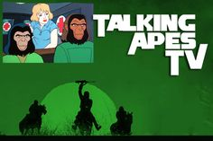 Talking Apes TV: Mission Of Mercy – Planet of the Apes