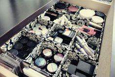 Criando Asas: Como organizar sua gaveta de bagunças
