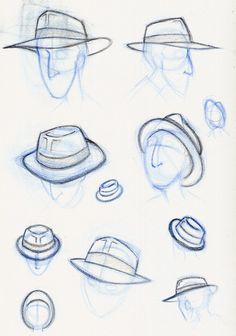 Fedora Practice by Expression on DeviantArt