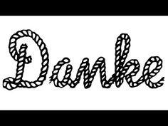 Danke! - YouTube