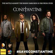 Constantine TV show!