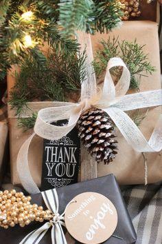 Christmas gift giving ideas pinterest