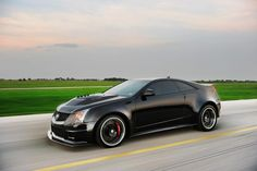 2013 Hennessey VR1200 Twin Turbo Coupe (Cadillac CTS-V)