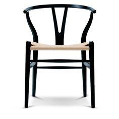 Afbeeldingsresultaat voor wishbone chair