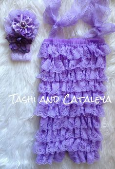 Vintage+lavender+lace+romper+with+matching+satin+by+TashiCataleya,+$20.00