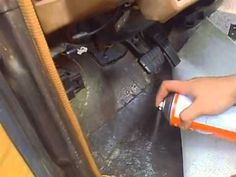 How to install carpet in your car - YouTube