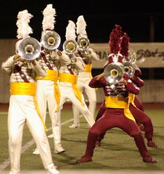 pchagnon | Drum Corps 2011 | Cadets ... wish I could do drum corps someday...It's like marching band on steroids.