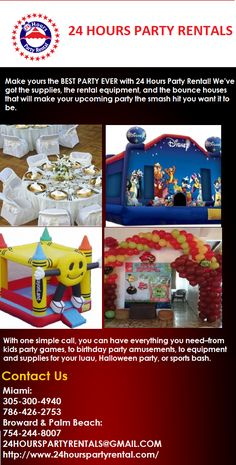 are you looking for the best deals on bounce house rental miami packages 24hourspartyrental can