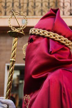Nazareno de la Semana Santa de Hellín