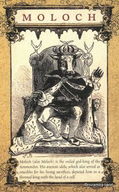 Album Archive - The Daemon Tarot Occult Symbols, Occult Art, Evil Demons, Angels And Demons, Mythological Creatures, Mythical Creatures, Gothic Fantasy Art, Monster Drawing, Satanic Art