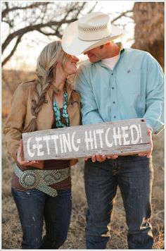 """Getting Hitched"" Engagement Shoot 