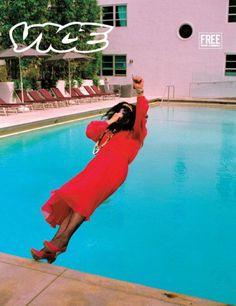 Cover Magazine / Book VIce