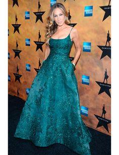 Sarah Jessica Parker presume su nuevo look de Elie Saab