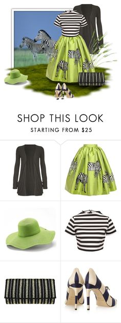 """:)African Adventure (Tanzania)"" by maison-de-forgeron ❤ liked on Polyvore featuring Stella Jean, Peter Grimm, Glamorous, Nina and Bionda Castana"