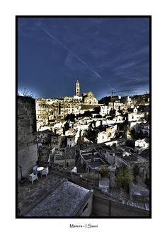 Matera, province of Matera, Basilicata region Italy