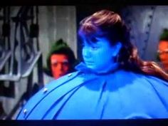 The scene from Willy Wonka and the Chocolate Factory in which Violet Beauregarde turns into a blueberry. Willy Wonka Blueberry, Original Mickey Mouse Club, Wonka Chocolate Factory, Blueberry Girl, Candy Factory, Candy Store, Modern Sculpture, Coffee Quotes, Movie Characters