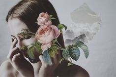 Collages by Rocio Montoya