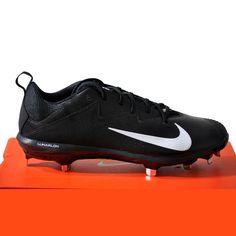 lowest price 34e1d e0282 Nike Men s Vapor Ultrafly Pro Metal Baseball Cleats Black size 10 NIB  Nike  Metal Baseball