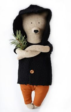Philomena kloss: чудові та стильні ведмедики та ведмедиці