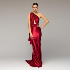 The Prom dress you were looking for. Red Mermaid Dress, Dress Red, Prom Dresses, Formal Dresses, Dress Long, Evening Gowns, Red Carpet, Party, Fashion