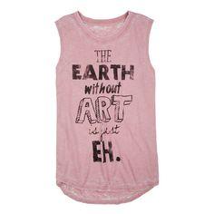 Details about  /The Eh Team Juniors V-Neck T-Shirt