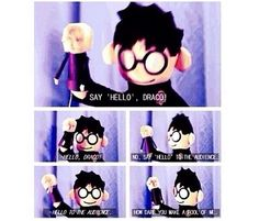 Harry Potter Puppet Pals