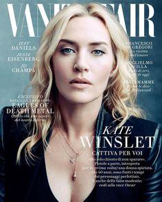 Kate Winslet for Vanity Fair
