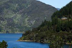 Bach in Pelorus Sound, NZ by Jeremy Smith