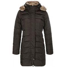 HV-Polo Jack Hillrose Zeer mooie en goed gevoerde winterjas met bontkraag capuchon en zakken met rits.