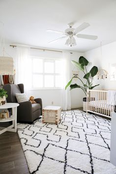 Boho Nursery Dreams Coming True Mary Lauren White