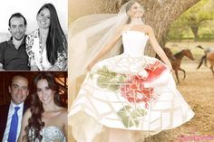 Taliana Vargas Miss Colombia 2008 Gets Married